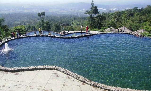 18 Tempat Wisata Madiun Wajib Dikunjungi Dennypedia Taman Air Dumilah