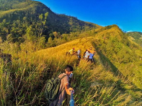 19 Tempat Wisata Madiun Jawa Timur Populer Gunung Wilis Taman