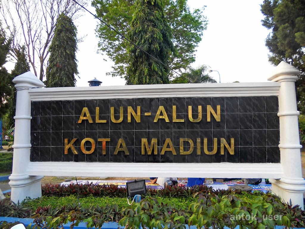 Kota Madiun Endahsetia Taman Air Dumilah Kab