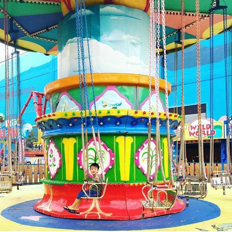 Tempat Wisata Madiun Hits 2018 Sun City Taman Air Dumilah