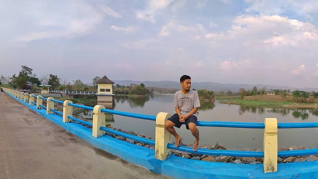 Tempat Wisata Madiun Hits 2018 Waduk Kedungbrubus Taman Air Dumilah