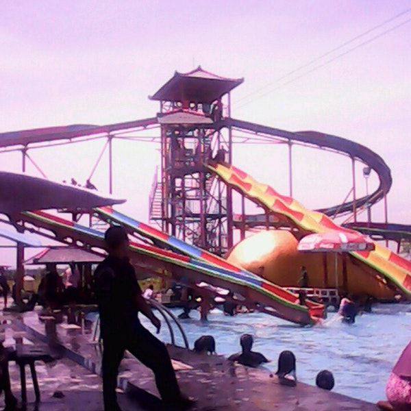 Photos Waterpark Tirtonirmolo Tempuran Photo Widi 12 29 2013 Taman
