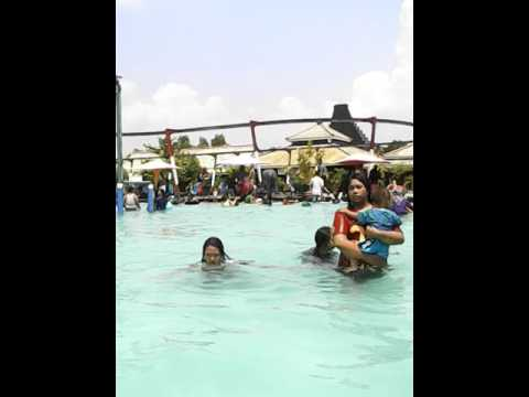 Waterpark Tirtonirmolo Tempuran Ngawi Youtube Taman Air Kab Madiun