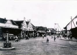 Indonesiaku Tercinta Sejarah Kota Madiun Taman Hijau Demangan Kab