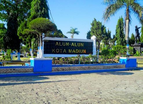 8 Tempat Wisata Madiun Wajib Kunjungi Alun Kota Waduk Bening