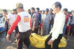 Dua Korban Tenggelam Waduk Widas Ditemukan Kondisi Tewas Bening Saradan