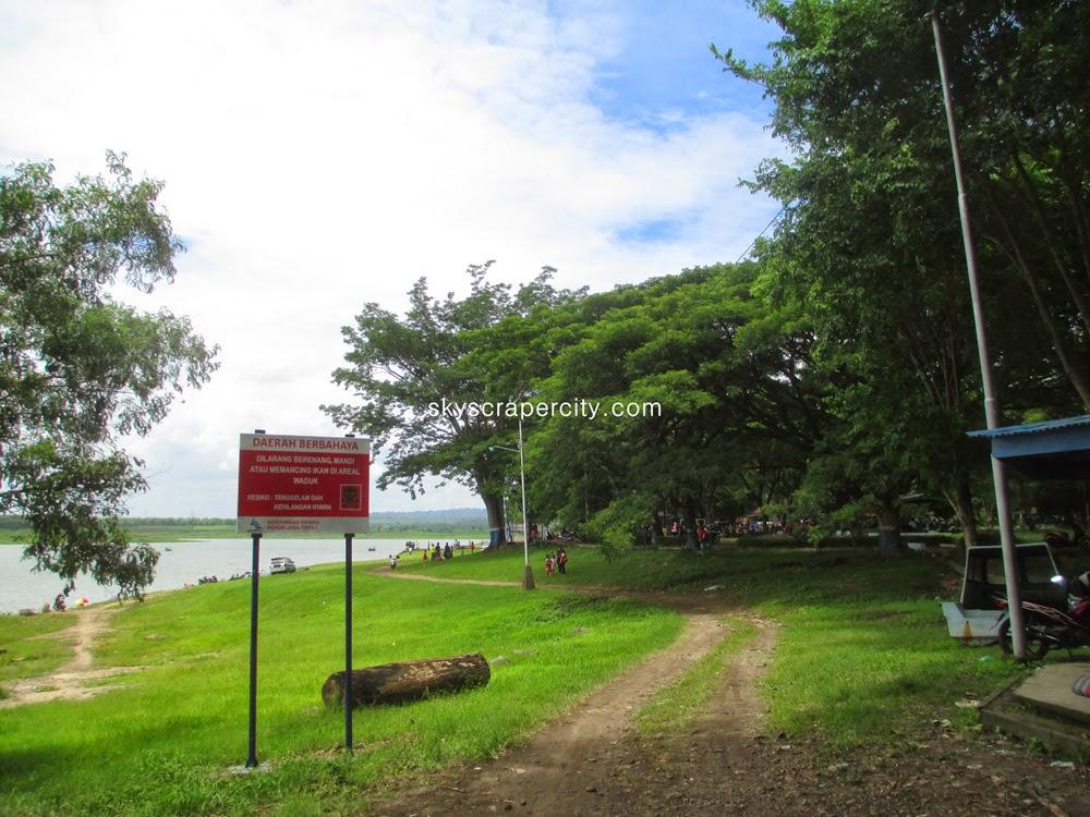 Waduk Bening Widas Saradan Kabupaten Madiun Jawa Timur Kab