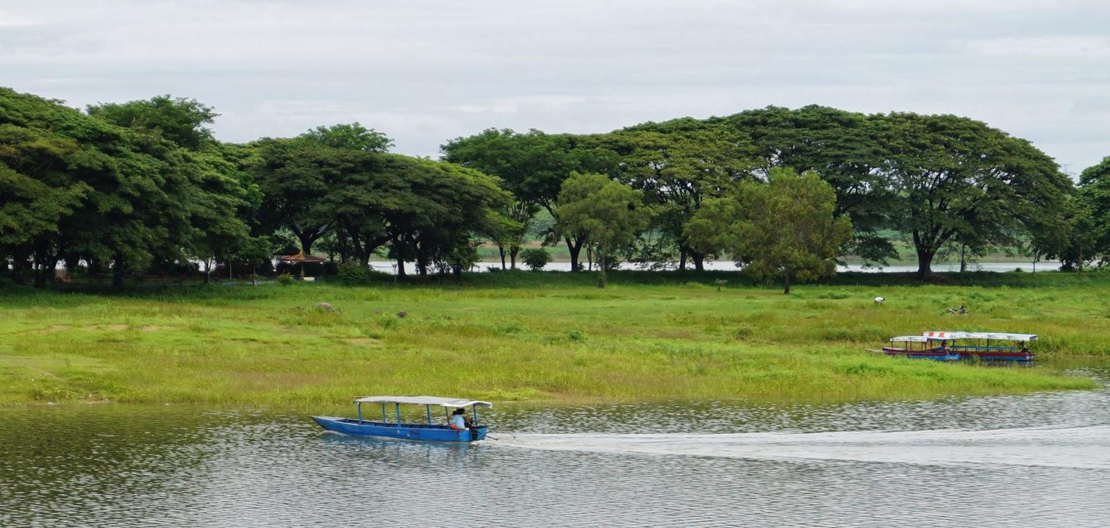 Wisata Madiun Waduk Bening Widas Indah Mempesona Bendungan Terletak Perbatasan