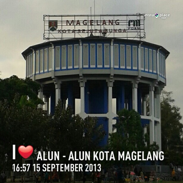 Photos Tower Air Alun Magelang Kota Nice Place Hang Kab