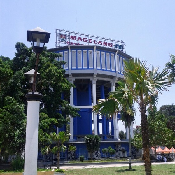 Photos Tower Air Alun Magelang Kota Photo Ragil 10 22