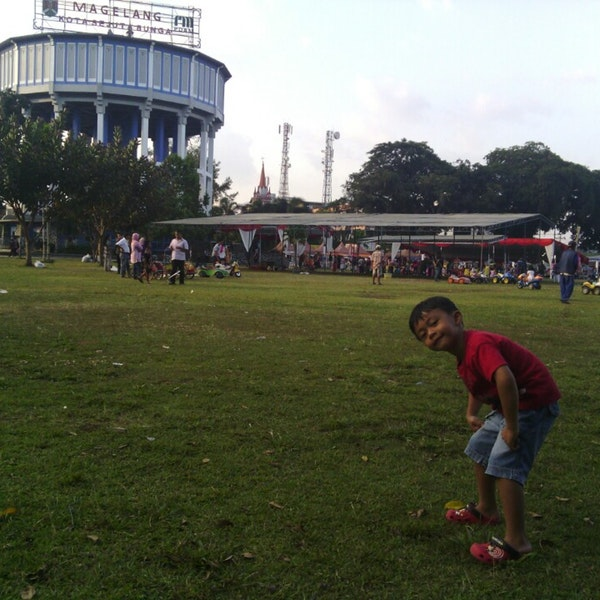 Photos Tower Air Alun Magelang Kota Photo Satriyo 8 31