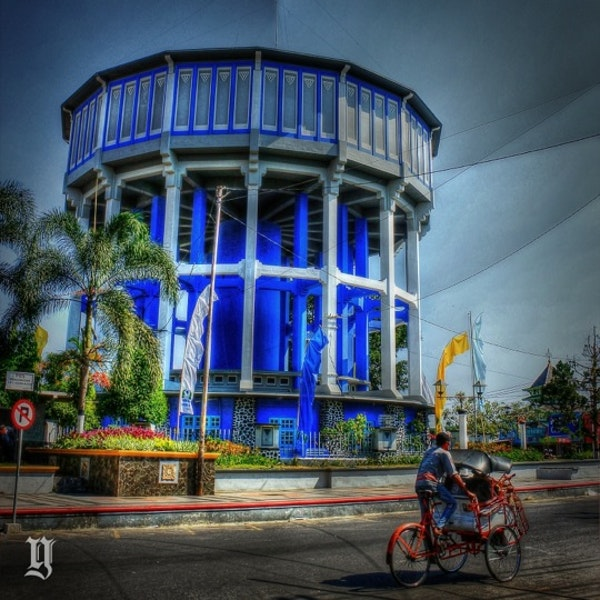 Photos Tower Air Alun Magelang Kota Photo Yudi Wicaksono 9
