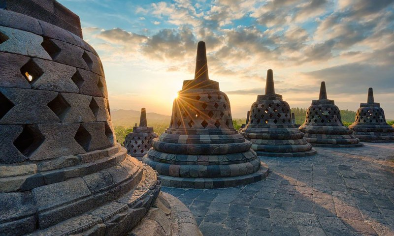 15 Tempat Wisata Magelang Wajib Dikunjungi Candi Borobudur Kab