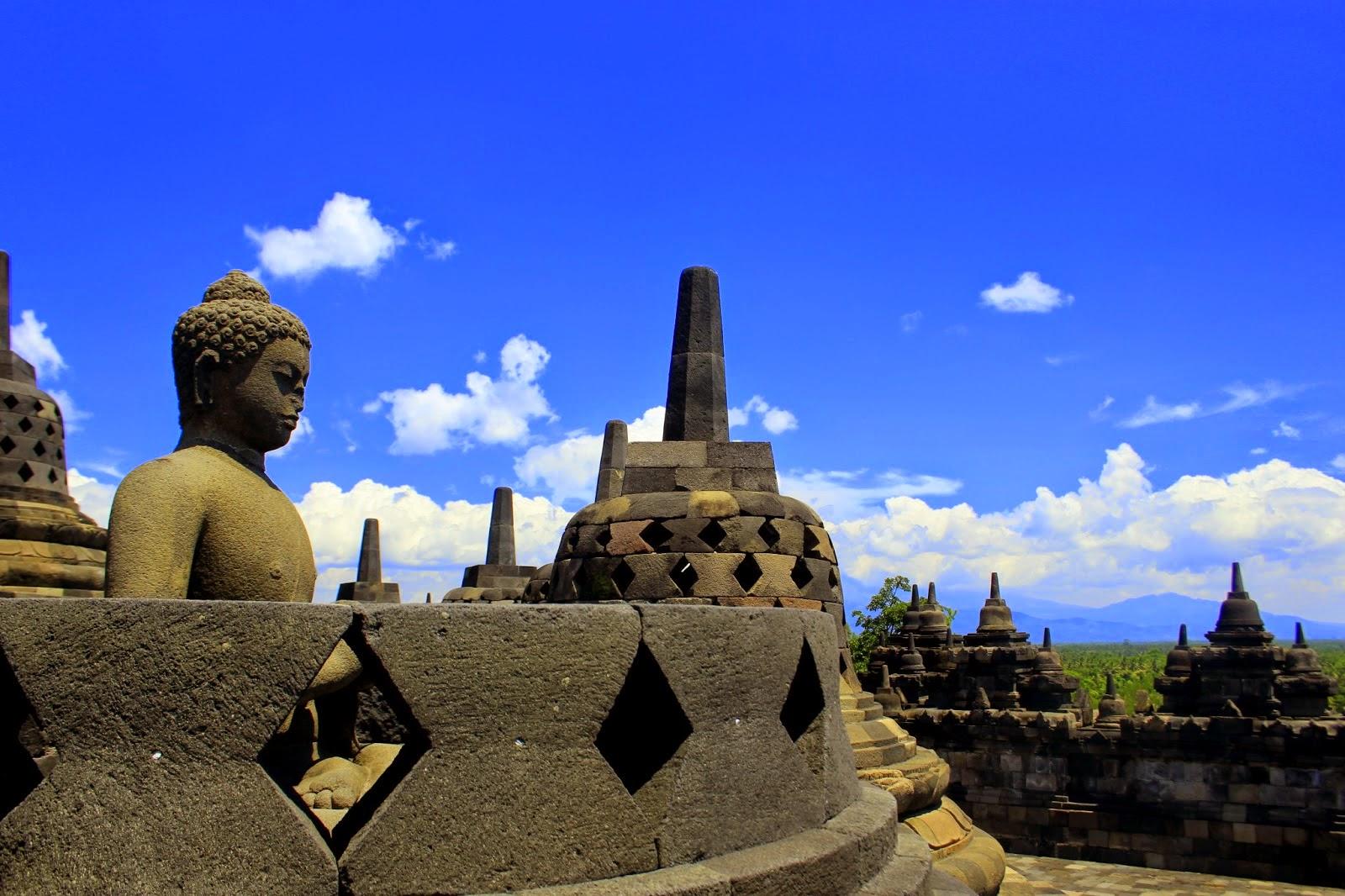 5 Tempat Wisata Magelang Menarik Dikunjungi Kabupaten Borobudur Kab