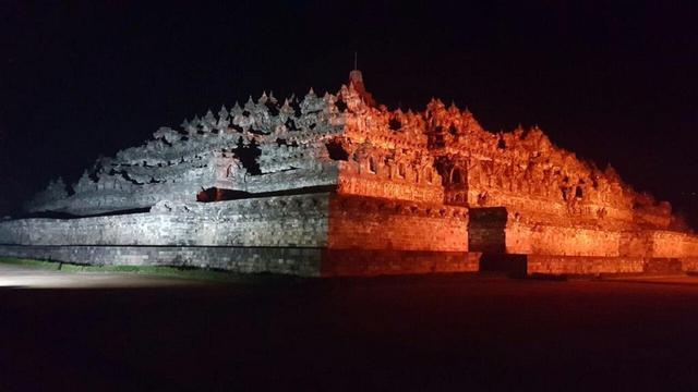 Agenda Prosesi Perayaan Waisak Borobudur Regional Liputan6 Candi Kabupaten Magelang