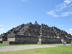 Borobudur Wikipedia Kab Magelang