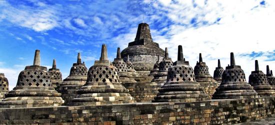 Candi Borobudur Magelang Kab
