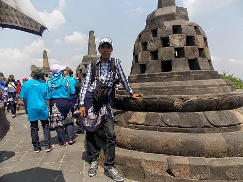 Catatan Travellingku Dolan Candi Borobudur Magelang Kab