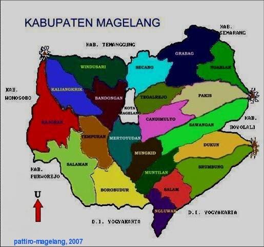 Info Magelang Kabupaten Propinsi Jawa Tengah Memiliki Peninggalan Budaya Bernilai