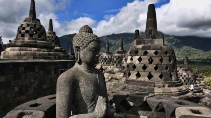 Jumat Besok Candi Borobudur Bakal Ditutup Selama Satu Hari Tribun