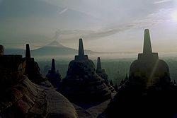 Kabupaten Magelang Wikipedia Bahasa Indonesia Ensiklopedia Bebas Kawasan Candi Borobudur