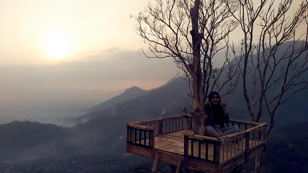 Lima Lokasi Terbaik Selfie Kabupaten Magelang Info Borobudur Kab