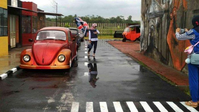 Lokasinya Tak Jauh Candi Borobudur Junkyard Auto Park Jadi Destinasi
