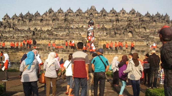Pemkab Magelang Bungung Konsep Chinatown Dibangun Borobudur Kab