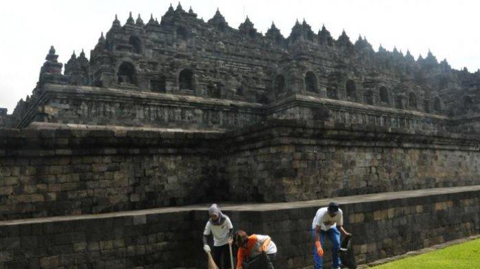 Sekda Jateng Pastikan Demo Kepung Candi Borobudur Batal Diganti Kegiatan