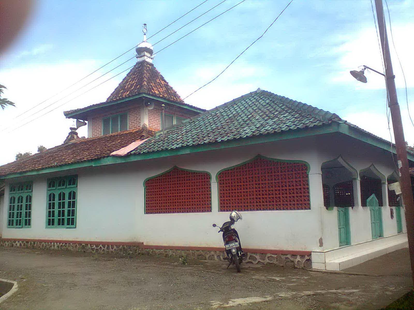 Sistem Informasi Masjid Indonesia Profil Mushalla Peta Perbesar Layar Borobudur