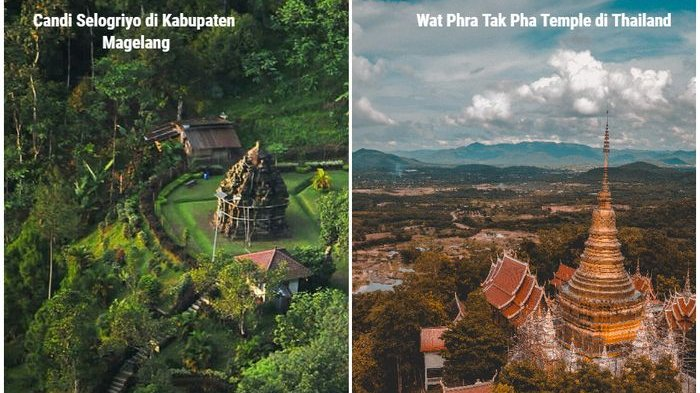Tak Punya Borobudur 4 Wisata Magelang Digadang Gadang Mirip Destinasi