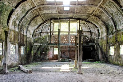 Tempat Wisata Magelang Gereja Ayam Dusun Gombong Desa Kembanglimus Kecamatan
