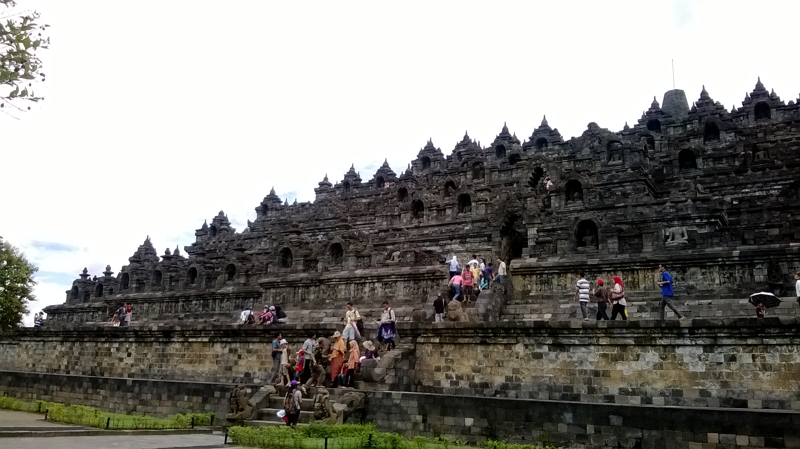 Ayo Dolan Candi 1 Lumbung Asu Pendem Borobudur Magelang Bukan