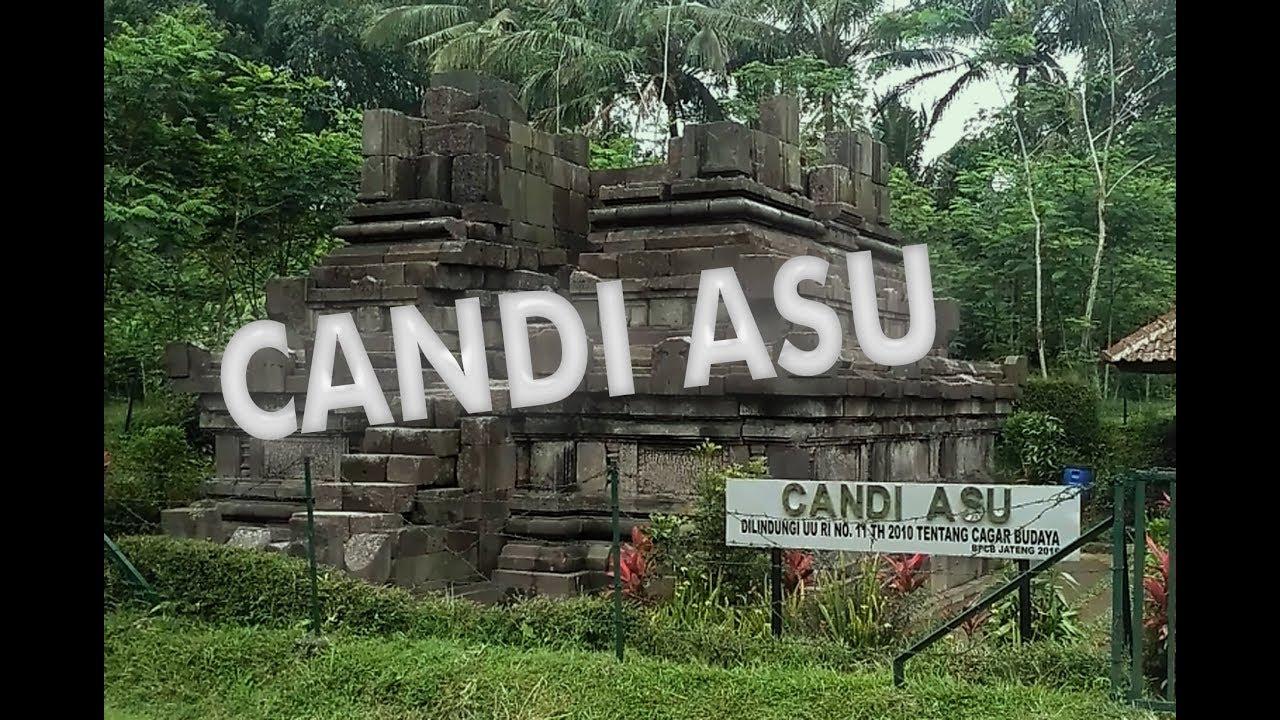 Candi Asu Kecamatan Dukun Kabupaten Magelang Jawa Tengah Youtube Sengi