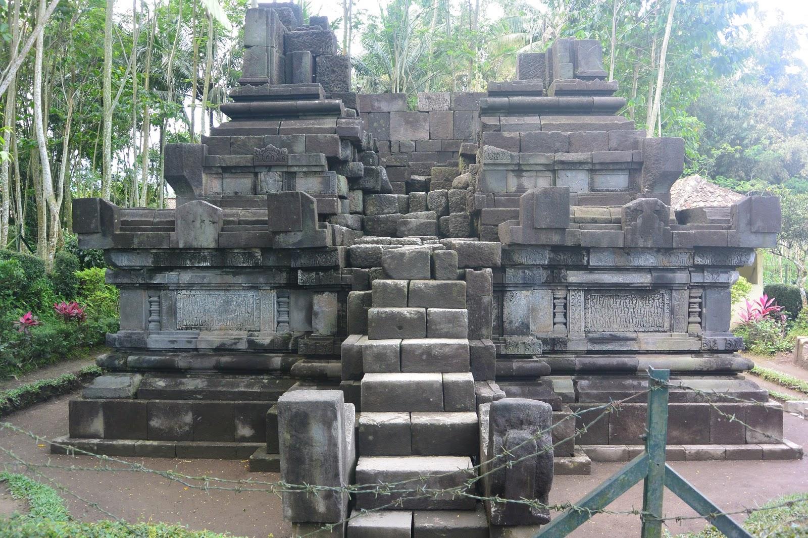 Candi Asu Monumen Peringatan Tempat Istirahat Hingga Pemujaan Arwah Sengi