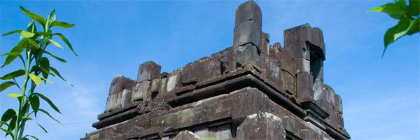 Maw Mblusuk Candi Asu Sengi Keliling Seputaran Yogyakarta Jawa Tengah