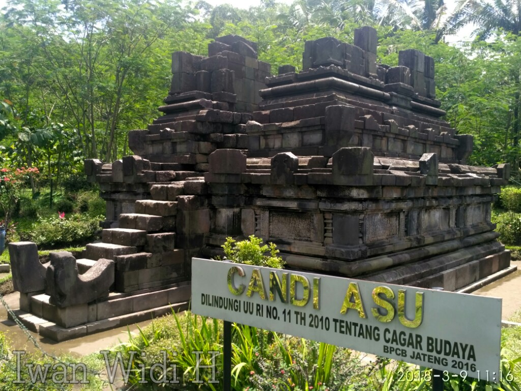 Menelusuri Jejak Sejarah Candi Asu Sengi Magelang Traveling Desa Kecamatan