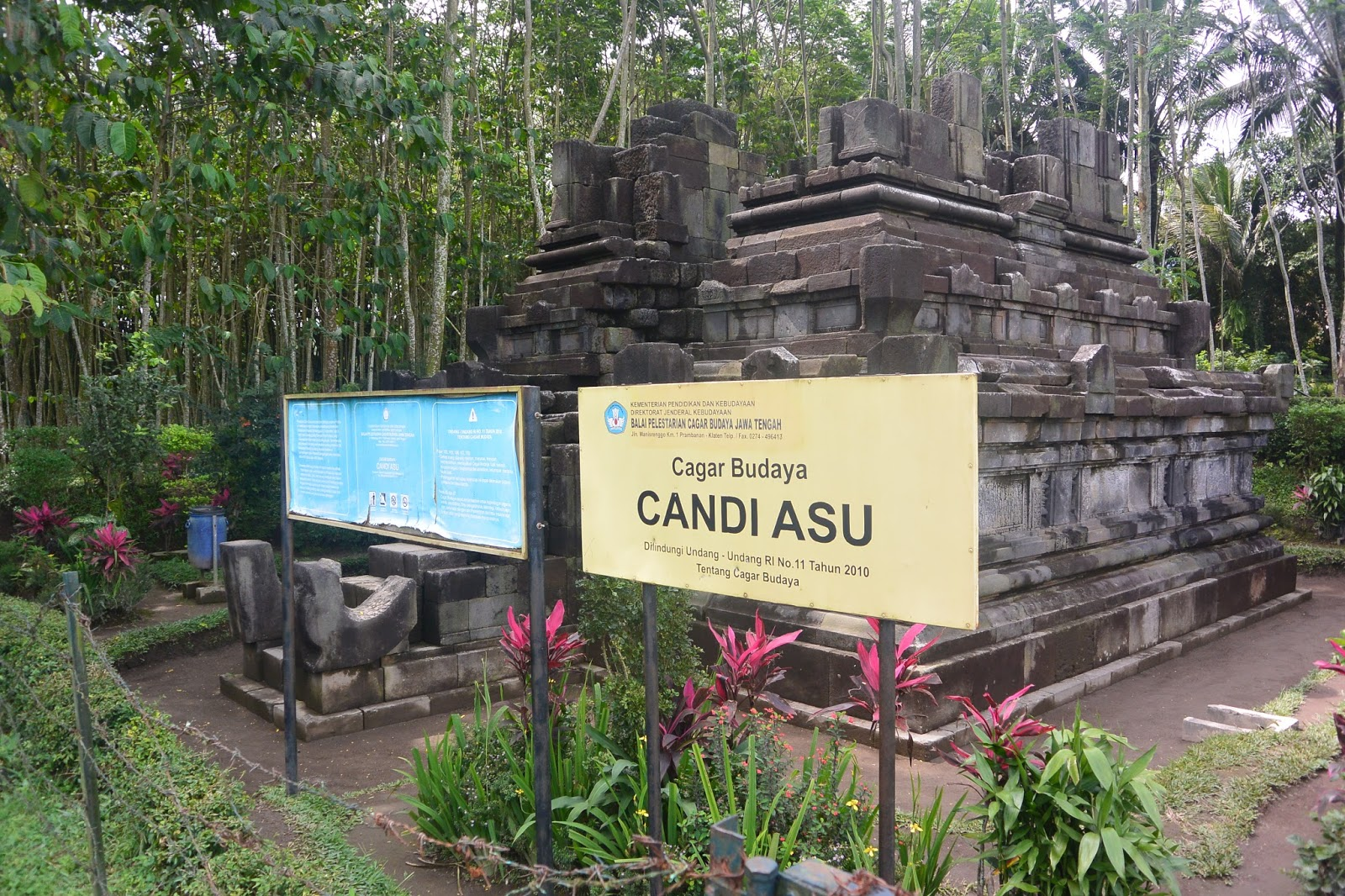 Novo Olshop Candi Asu Nama Sebuah Peninggalan Budaya Hindu Terletak
