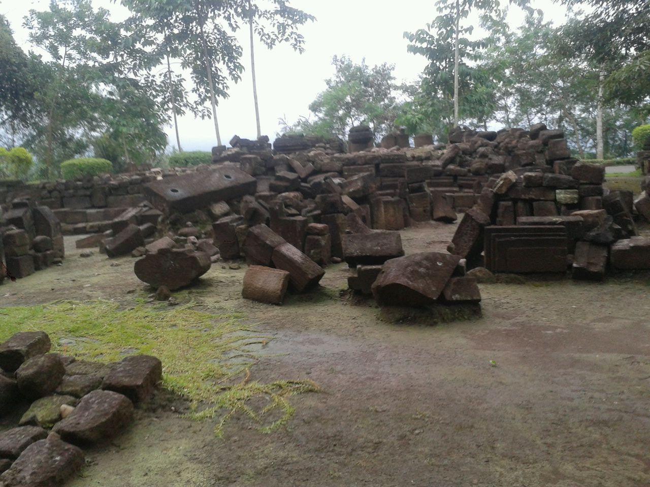 Candi Gunung Sari Balai Pelestarian Cagar Budaya Jawa Tengah Img