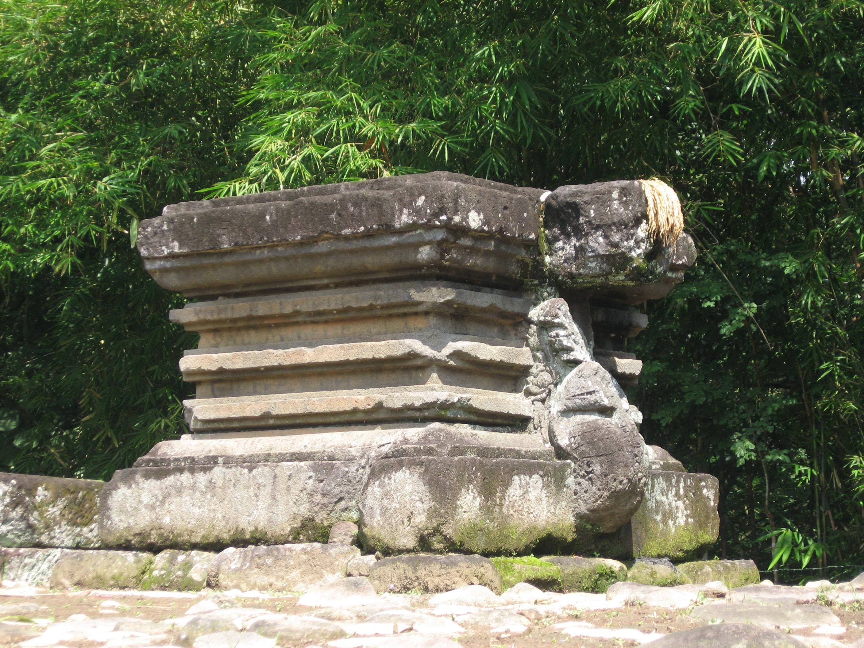 Candi Gunung Wukir Balai Pelestarian Cagar Budaya Jawa Tengah Wk2