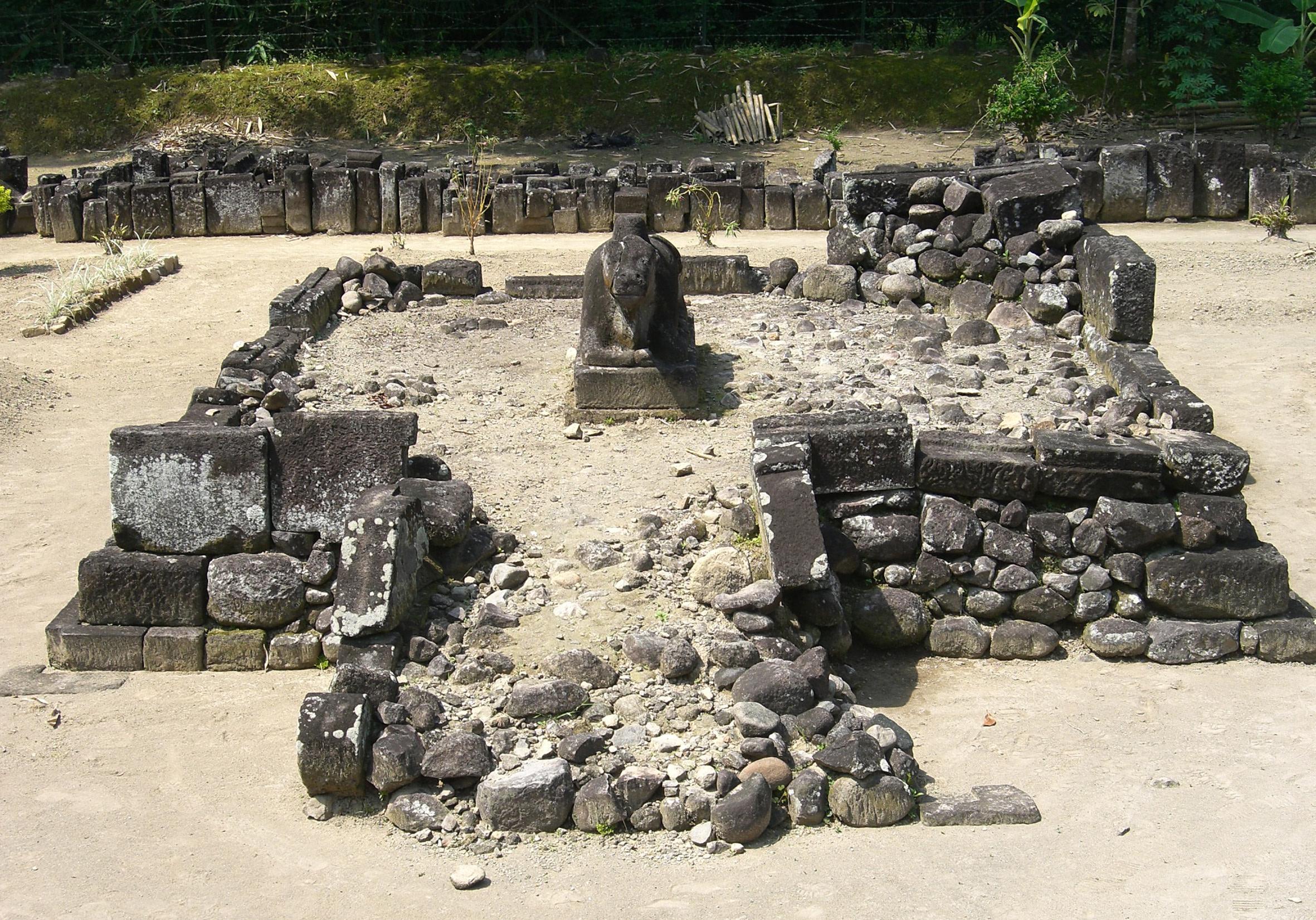 Candi Gunung Wukir Siwa Peninggalan Raja Sanjaya Relief 11 Gunungwukir1