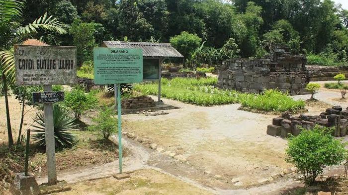 Candi Gunung Wukir Tertua Jawa Tengah Ngos Ngosan Mencapai Lokasinya