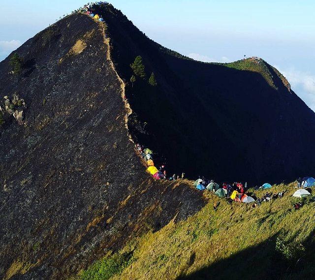 Candi Gunungsari Magelang Tertua Tanah Jawa Tempat Wisata Golden Sunrise