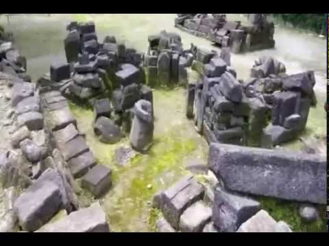 Candi Gunungsari Magelang Youtube Gunung Sari Kab