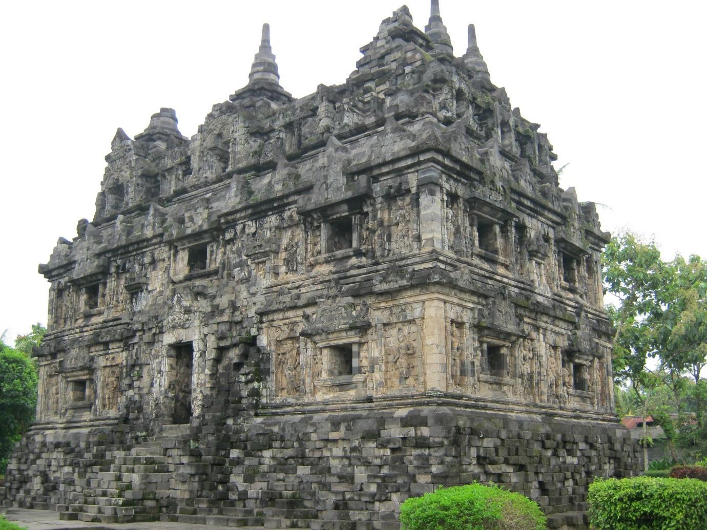 Inilah 5 Candi Tereksotis Peninggalan Bersejarah Indonesia Gunung Sari Sumber