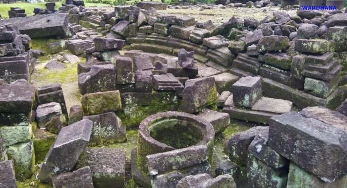 Jejak Peradaban Terasing Terlupakan Gunung Sari Oleh 14232984652002193040 Candi Kab