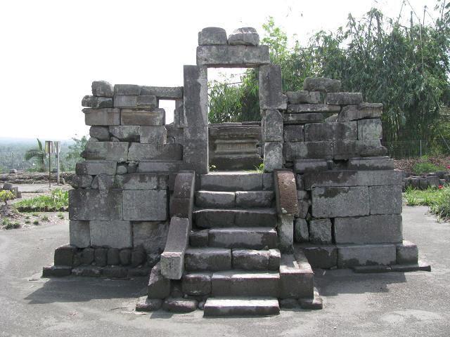 Magelang Jawa Tengah Candi Gunung Wukir Canggal Flickr Sultanates Kingdoms