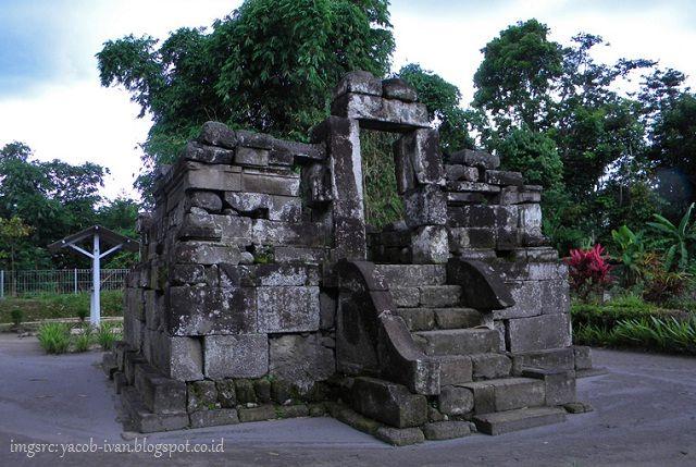 Mengenal Wisata Candi Canggal Magelang Tempat Indonesia Travel Gunung Sari