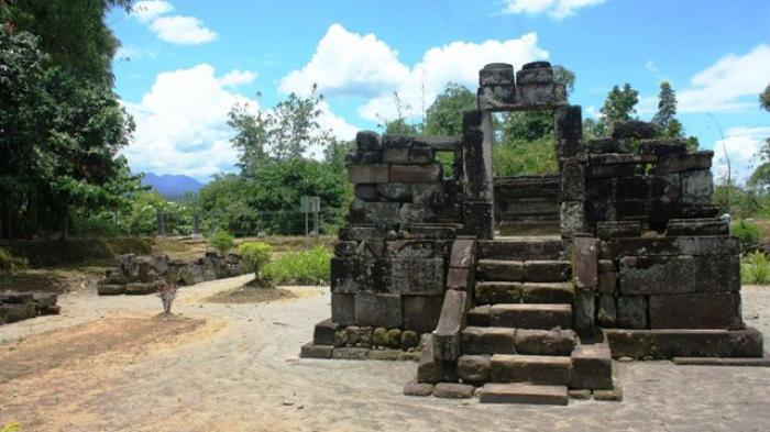 Menyusuri Jalan Setapak Menuju Candi Tertua Jawa Tengah Tribun Gunung