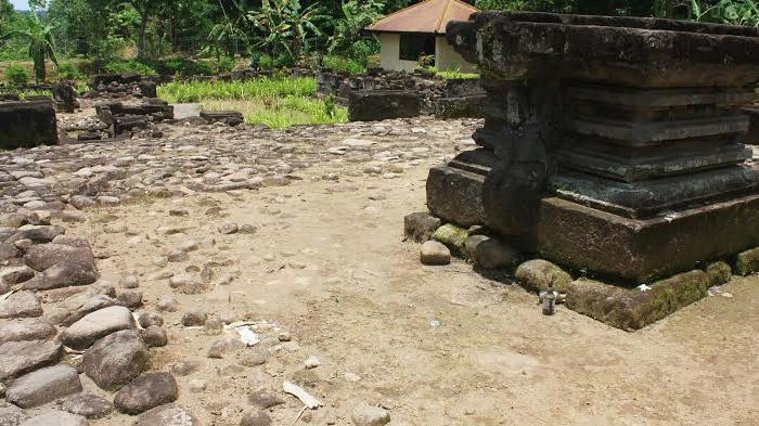 Candi Gunung Wukir Tertua Jawa Tengah Ngos Ngosan Kab Magelang